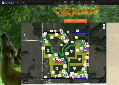 habitat plan study