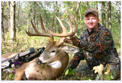 Jay Gregory property plans help dial in the biggest bucks in t he area.