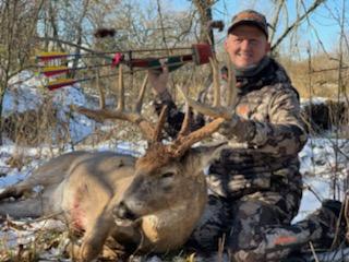 Jay Gregorys food plots for deer